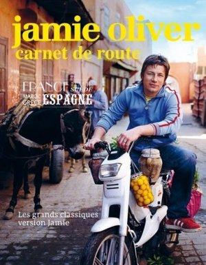 Jamie, carnet de route. Espagne, Italie, Suède, Maroc, Grèce, France - Hachette - 9782012303805 -