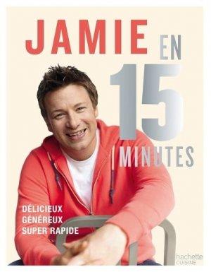 Jamie en 15 minutes - Hachette - 9782012309722 -