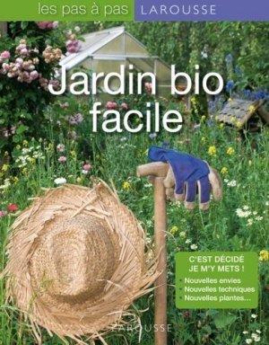 Jardin Bio Facile - larousse - 9782035838889