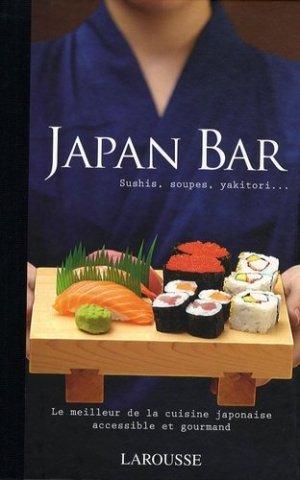 Japan Bar - Larousse - 9782035841216 -