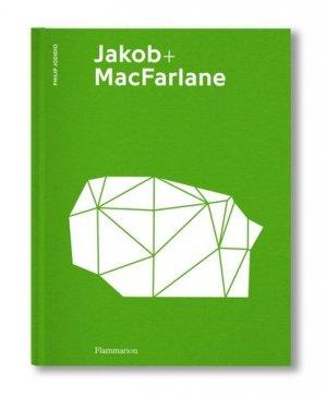 Jakob+MacFarlane (couverture verte) - Flammarion - 9782081508217 -