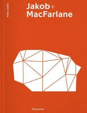 Jakob + MacFarlane (couverture orange) - Flammarion - 9782081508293 -