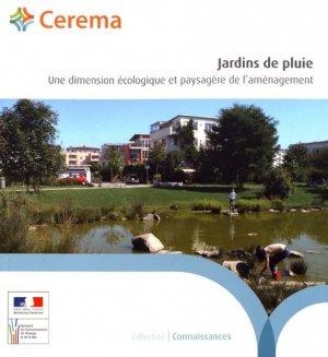 Jardins de pluie - cerema - 9782371801608