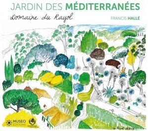 Jardin des Méditerranées : domaine du Rayol - museo  - 9782373750324 -