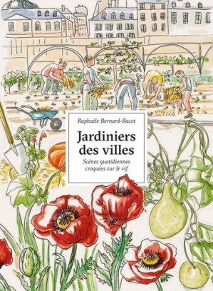 Jardiniers des villes - rue de l'échiquier - 9782374252322 -