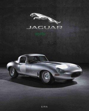 Jaguar, le mythe anglais - epa - 9782376710455 -