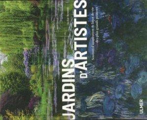 Jardins d'artistes - ulmer - 9782379220791 -
