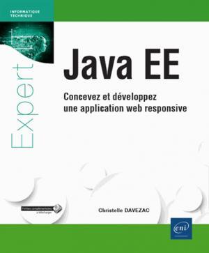 Java EE - Concevez et développez une application web responsive - eni - 9782409010965 -