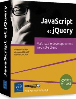 JavaScript et jQuery - eni - 9782409017773 -