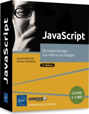 Javascript - eni - 9782409020483