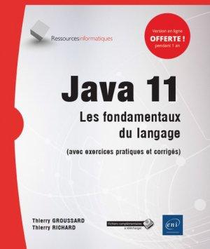 Java 11 - eni - 9782409020605 -