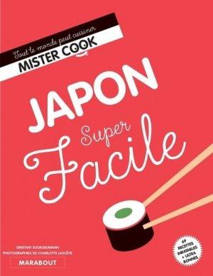 Japon super facile - Marabout - 9782501136563 -