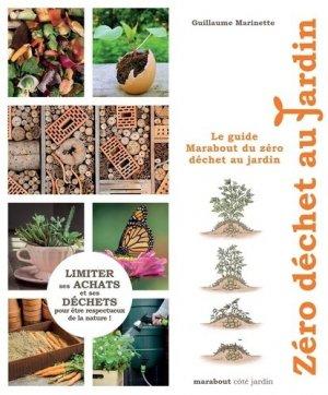 Jardin zéro déchet - marabout - 9782501147576 -