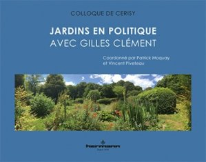Jardins en politique - hermann - 9782705695767 -
