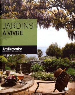 Jardin à vivre - massin - 9782707210159 -