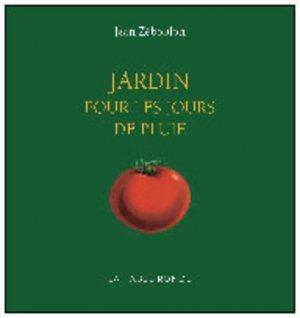 Jardin pour les jours de pluie - la table ronde - 9782710369332 -