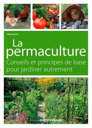 Jardiner autrement - Ouest-France - 9782737380976 -