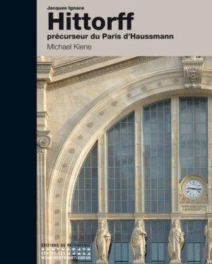 Jacques Ignace Hittorff - du patrimoine - 9782757701539 -