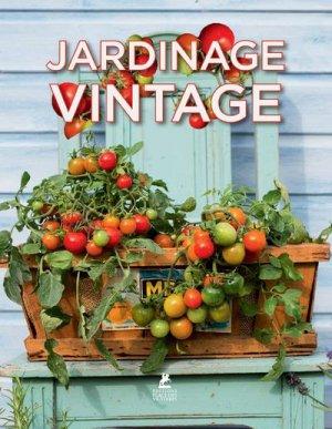 Jardins vintage - place des victoires - 9782809917000 -