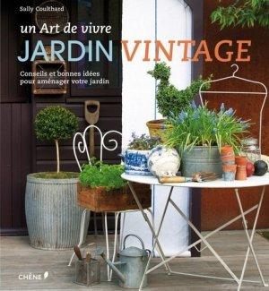 Jardin vintage - du chene - 9782812306969 -