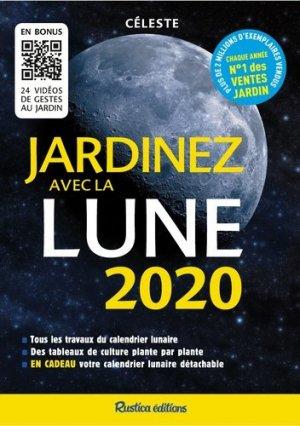 Jardinez avec la Lune - rustica - 9782815313469 -