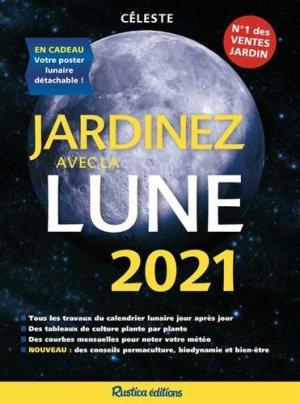 Jardinez avec la Lune - rustica - 9782815315647 -