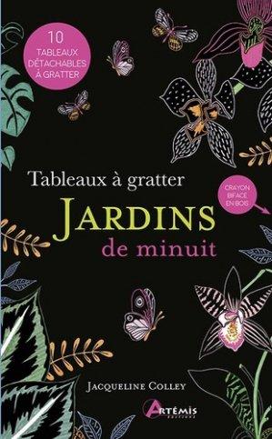 Jardins de minuit - artemis - 9782816014556 -