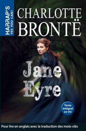 Jane Eyre - harrap's - 9782818708354 -