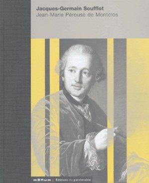Jacques-Germain Soufflot - Editions du Patrimoine Centre des monuments nationaux - 9782858227525 -