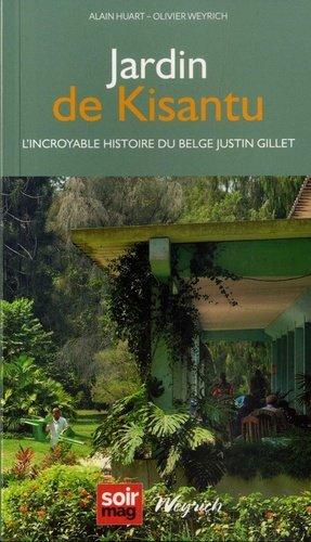 Jardin de Kisantu - weyrich - 9782874895715 -
