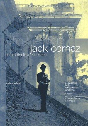 Jack Cornaz  - presses polytechniques et universitaires romandes - 9782880746933 -