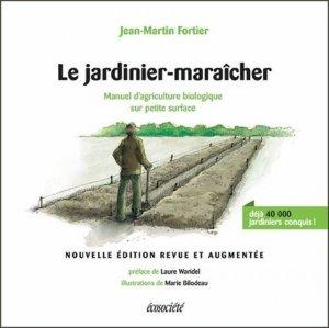 Jardinier-maraîcher - ecosociete (canada) - 9782897192044 -
