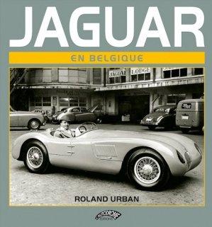 Jaguar en Belgique - L'Autodrome - 9782910434496 -