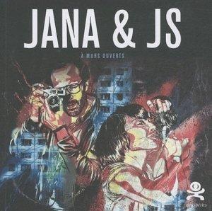 Jana & JS. A murs ouverts - Critères Editions - 9782917829400 -