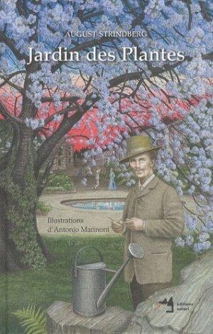 Jardin des plantes - notari - 9782940408498 -
