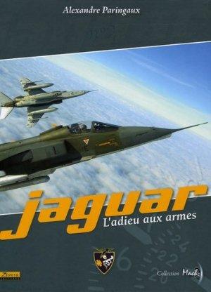 Jaguar. L'adieu aux armes - Zéphyr Editions - 9782952023221 -