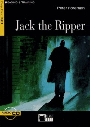 Jack the Ripper - black cat - cideb - 9788853003201 -