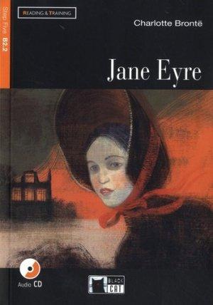 Jane Eyre - black cat - cideb - 9788853007766 -