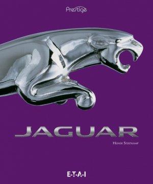 Jaguar - etai - editions techniques pour l'automobile et l'industrie - 9791028300906 -