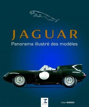 Jaguar, panorama illustré des modèles - etai - editions techniques pour l'automobile et l'industrie - 9791028303815 -