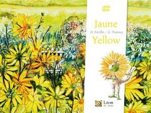 Jaune - Yellow - leon art & stories - 9791092232431 -