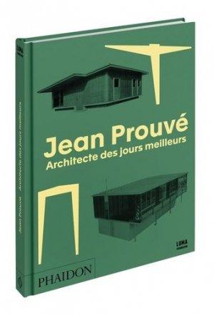 Jean Prouvé - phaidon - 9780714875736 -