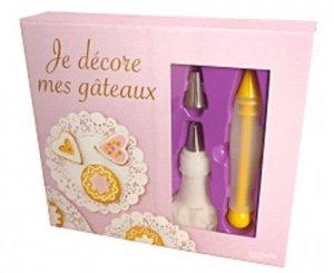 Je décore mes gâteaux - Hachette - 9782012382176 -