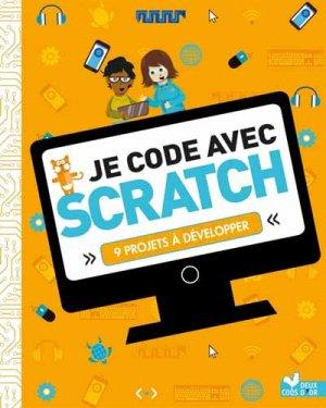 Je code avec Scratch - deux coqs d'or - 9782016276891
