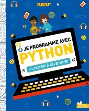 Je programme avec Python - deux coqs d'or - 9782016276907 -