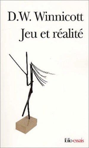 Jeu et réalité - gallimard editions - 9782070419845 -