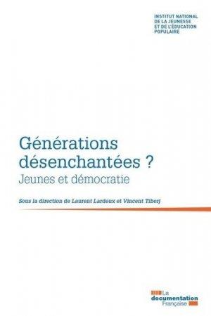 Jeunes et démocraties  - La Documentation Française - 9782111572560 -