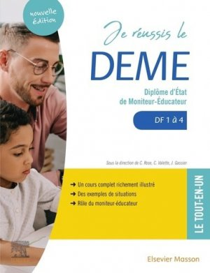 Je réussis le DEME - elsevier / masson - 9782294765278 -