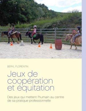 Jeux de coopération et équitation - Books on Demand Editions - 9782322244478 -