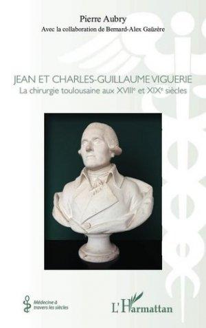 Jean et Charles-Guillaume Viguerie - l'harmattan - 9782343158303 -